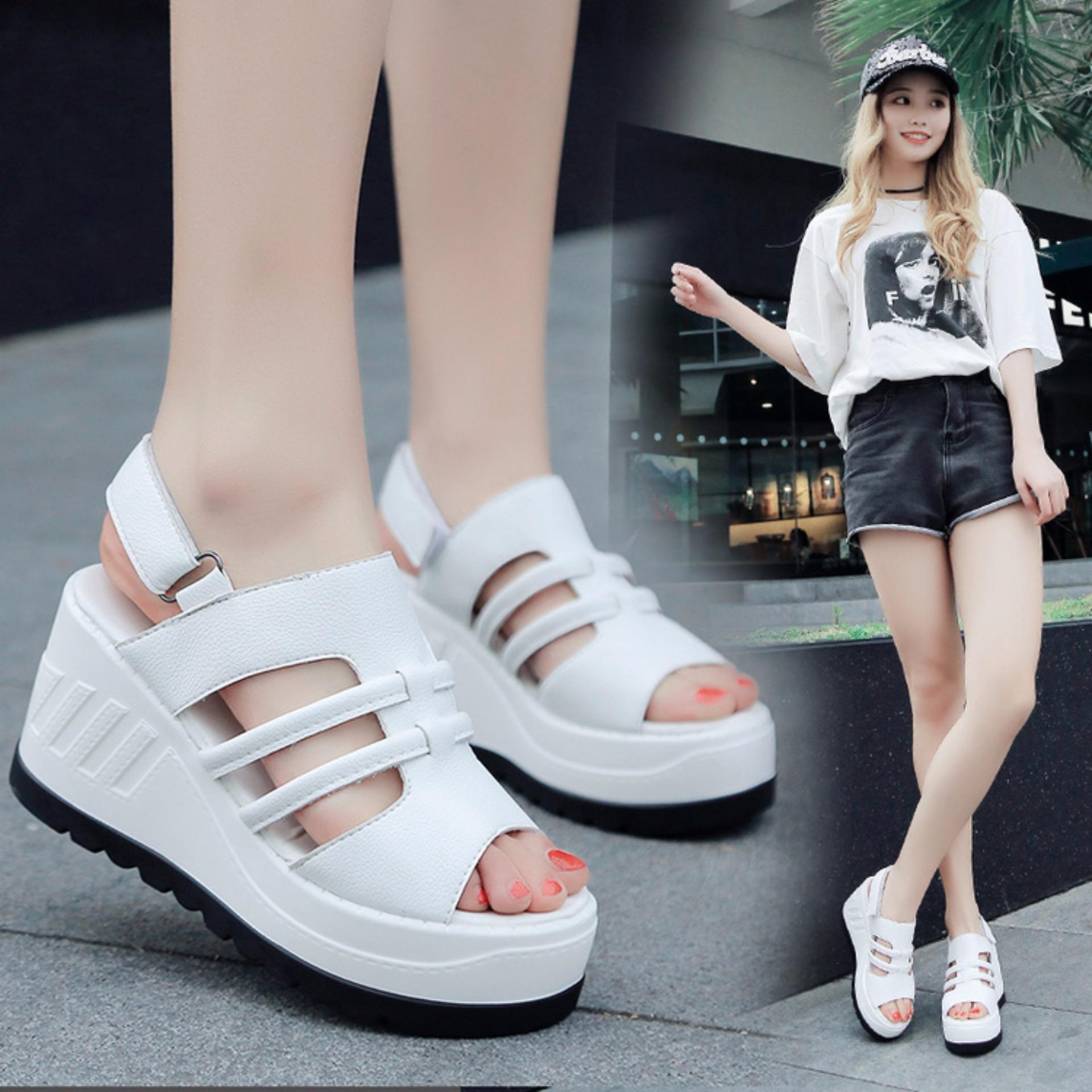 Cập Nhật Giá Giày Sandal Nữ cao gót cao cấp thời trang phong cách – XS0427