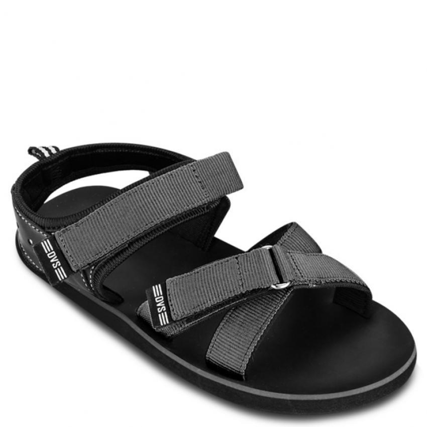 Giày sandal trẻ em DVS KS067 (Đen)
