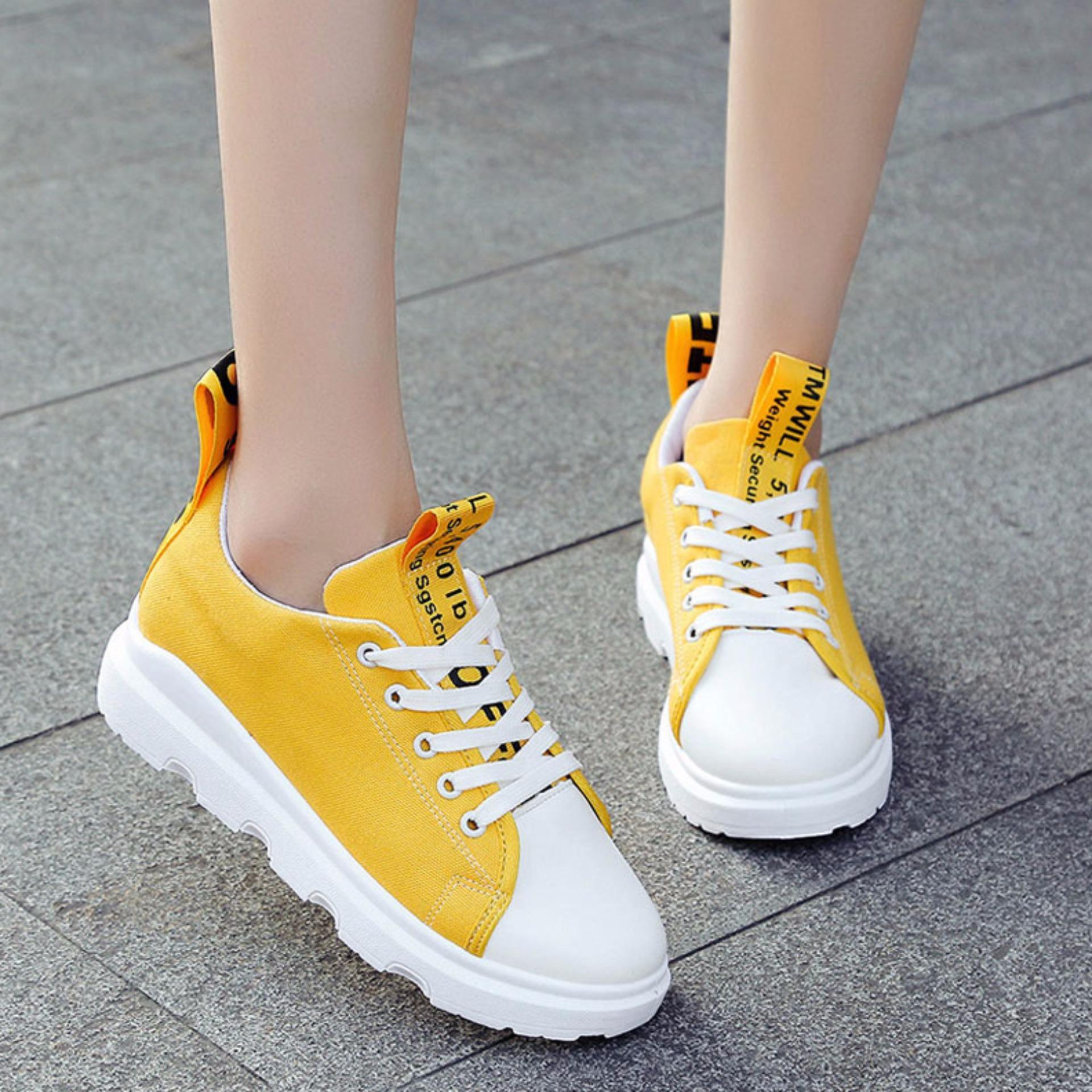 Giày Sneaker Nữ phong cách trẻ – XS0472