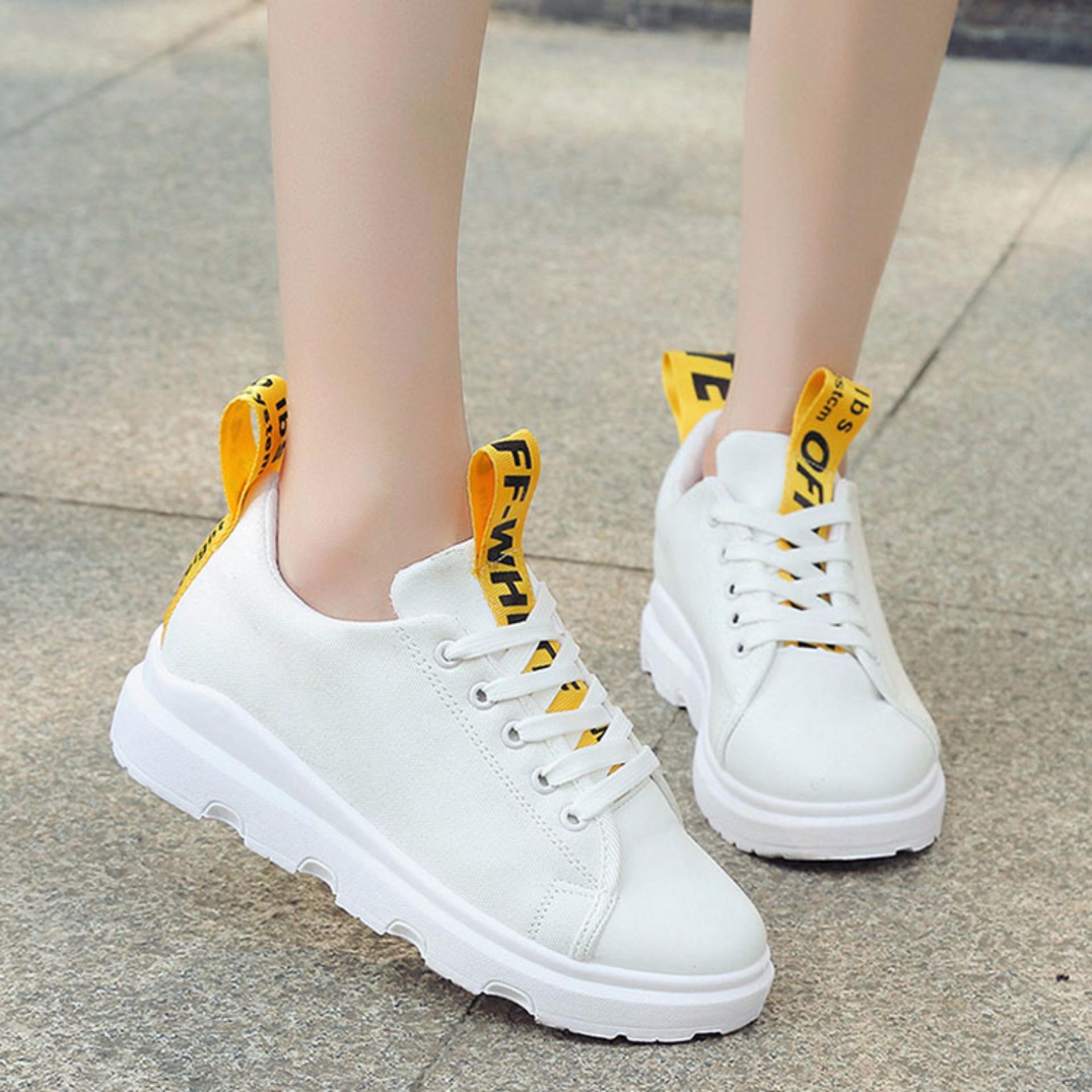 Giày Sneaker Nữ phong cách trẻ – XS0473