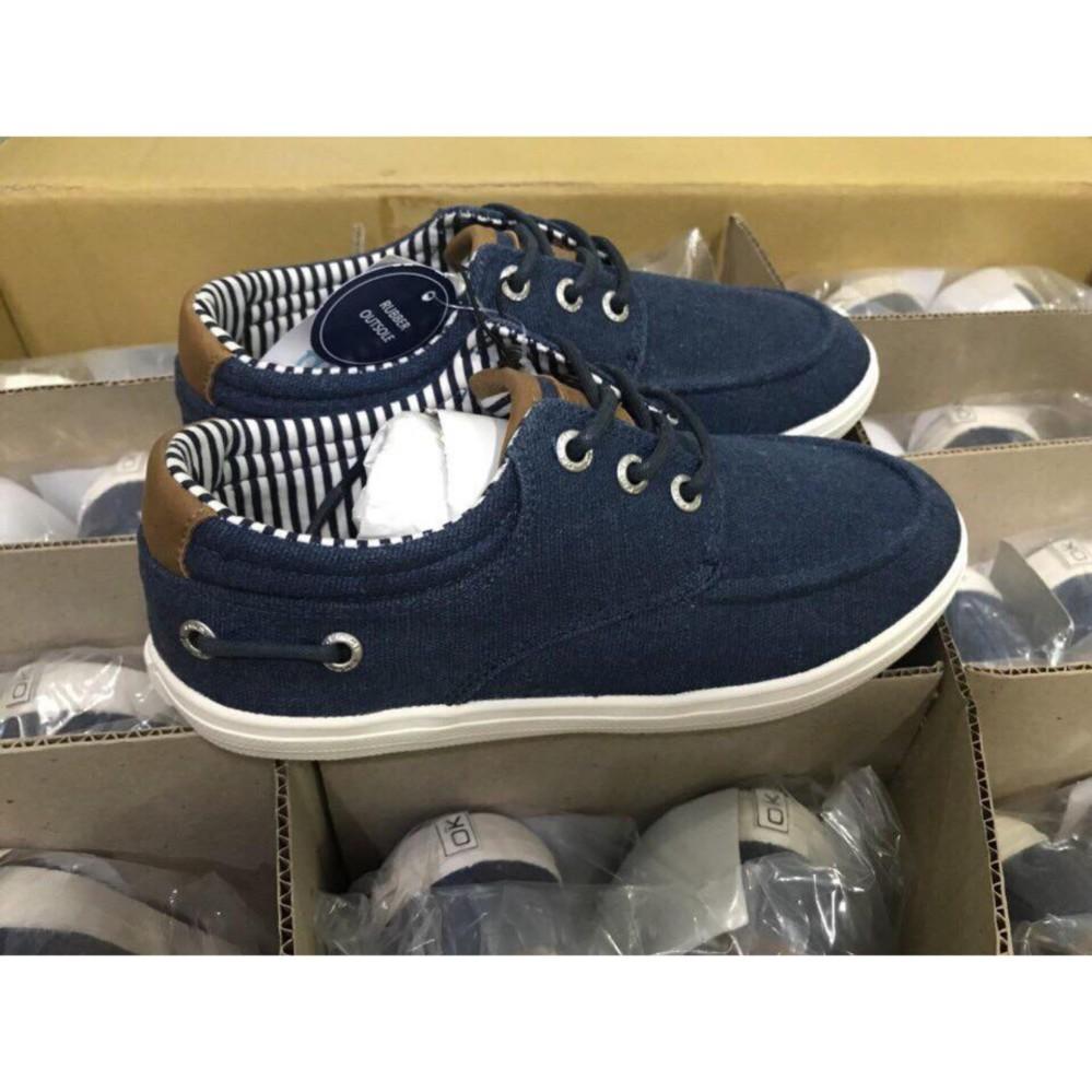 Giày sneaker OKAIDI cho bé (Xanh navy)