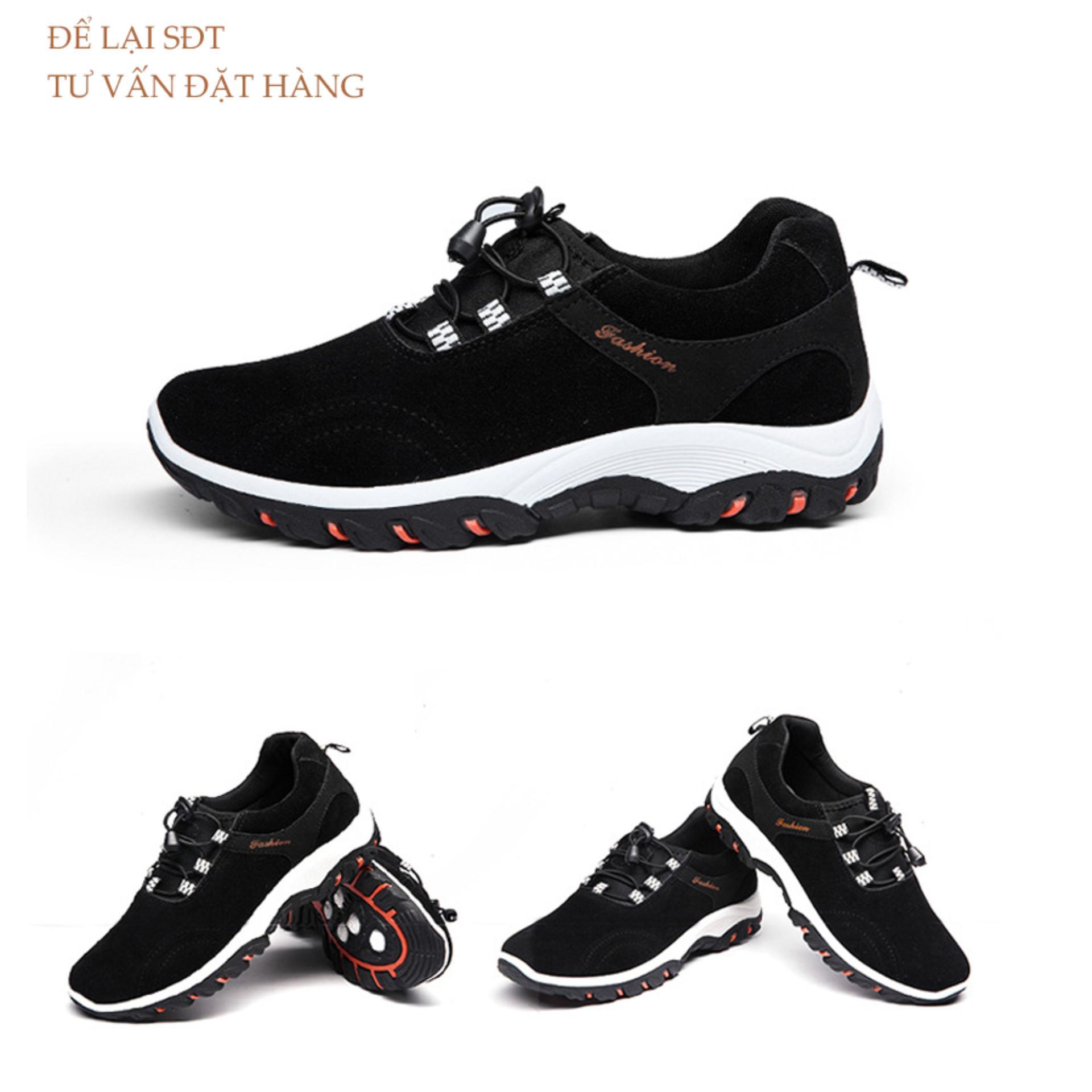 Giày thể thao G-paperLZD1886A (Đen)
