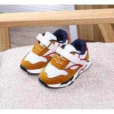 Giày thể thao siêu nhẹ cho bé – Size 22 đến 26 – nâu