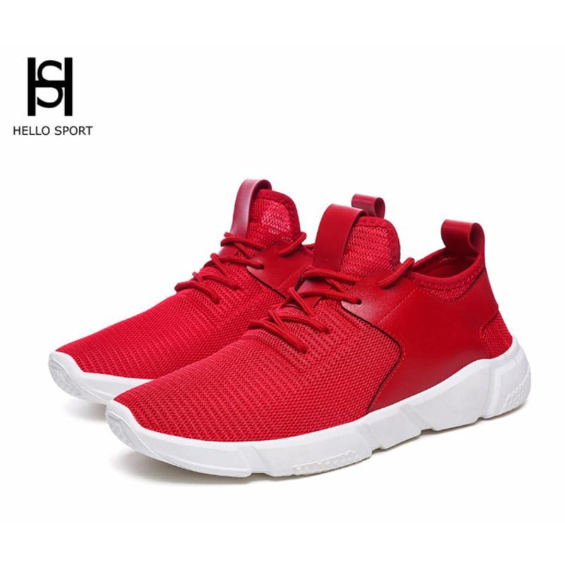 Giày Thể Thao Sneaker HS 01 Đen