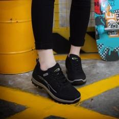 Giày Thể Thao sneakers nữ S1057 (Đen) êm chân, phù hợp đi bộ, đi chơi – SHOPMAIKA