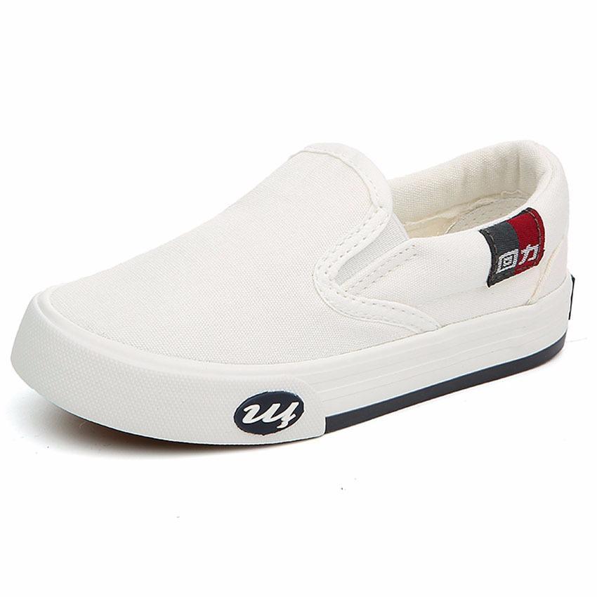 Giày Trẻ Em Warrior – Trắng – ThoitrangCUL