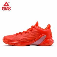 Giày thời trang bóng rổ nam Peak Tony Parker V E73323A – Đỏ