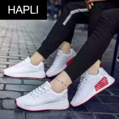 Giày thời trang nam nữ NewNMD1 – HAPLI (trắng)