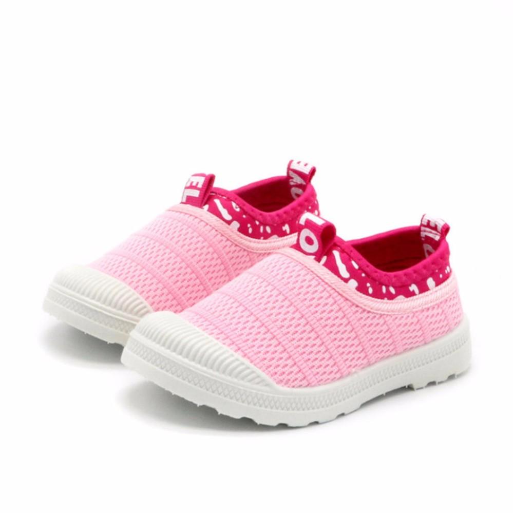 Giày Thời Trang Trẻ Em Kids Velo (Hồng)