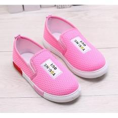 Giày trẻ em bé gái RS086 (Hồng)