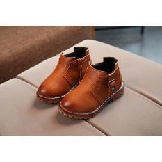 Giày trẻ em boot chelsea cổ ngắn V3 SC007