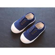 Giày trẻ em mẫu không dây RS107 (Xanh)