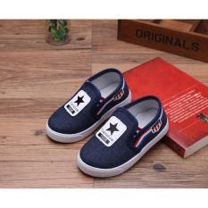 Giày trẻ em thời trang RS105 (Xanh)