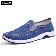 Giày vải lười nam Rozalo RM5414LEO
