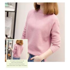 áo len kiểu trẻ trung AL03 – AL03_HỒNG Hàng nhập