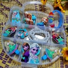 hộp phụ kiện cho bé ( màu xanh)