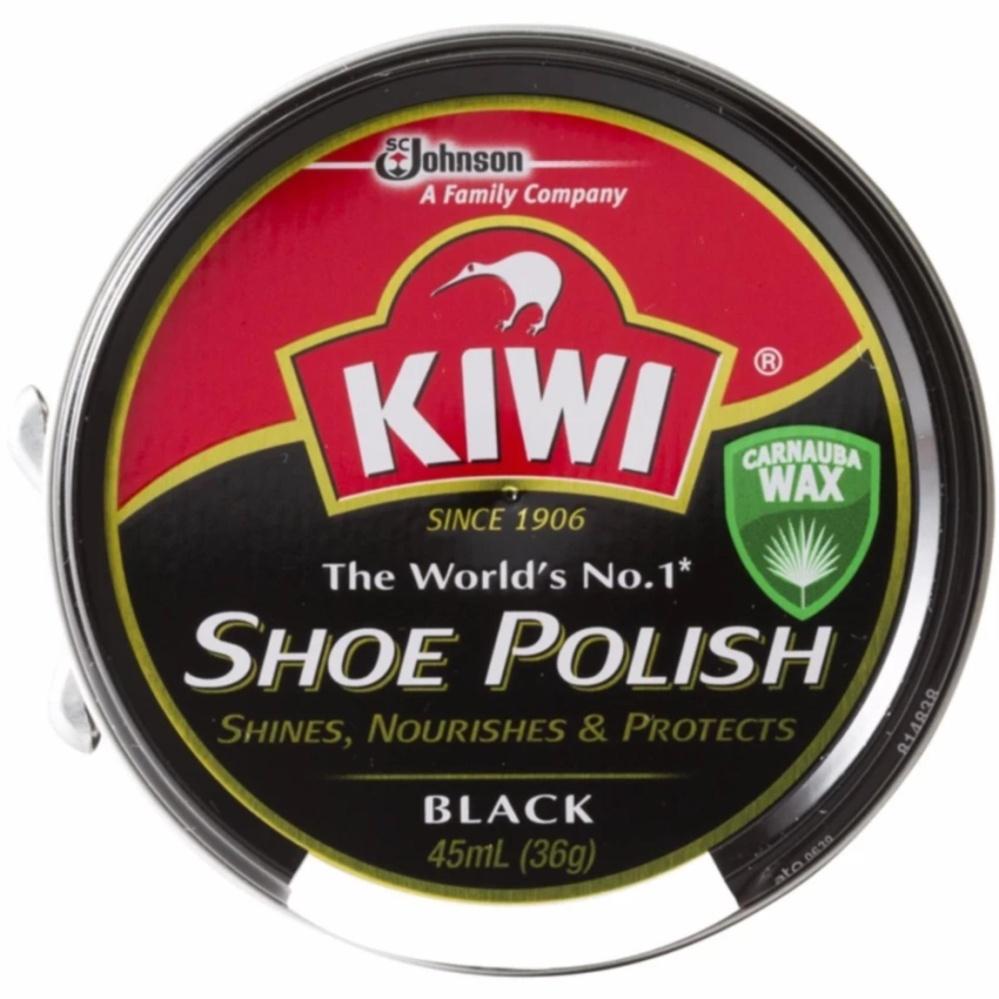 Nên mua Hộp Xi Đánh Giày Kiwi ( Xi đen) ở LongLive