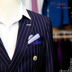 Khăn cài túi áo vest – Pocket Square – phụ kiện cài áo vest