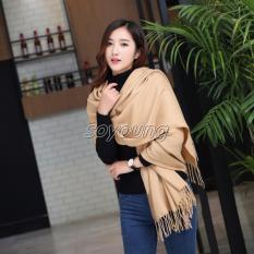 Khăn Choàng Cổ Nữ SoYoung SCARF 004V1 LTBR  SoYoung (Hà Nội)
