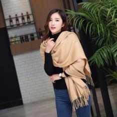 Khăn Choàng Nữ Cao Cấp Len Nỉ Mịn Phong Nam WM SCARF 004 LTBR
