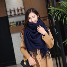 Khăn Choàng Nữ Cao Cấp Len Nỉ Mịn Phong Nam WM SCARF 300001 N