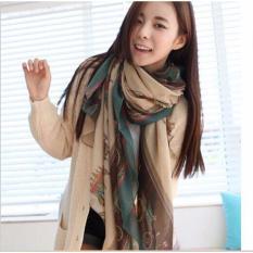 Khăn choàng thu đông thời trang Hà Nam shop DE07
