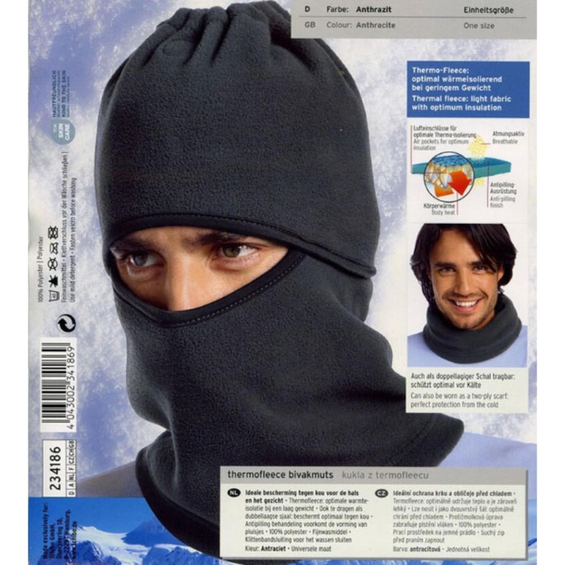 Khăn Đi Phượt Face Mask cao cấp – Giữ Ấm + Chống Bụi Tốt