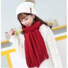 Khăn len nữ cho mùa đông ấm áp 30cmx200cm