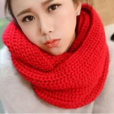 Khăn len ống phong cách Hàn Quốc( màu sắc giao ngẫu nhiên)