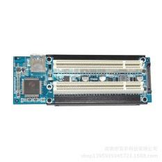 Leegoal NHANH USB 3.0 Pci-e sang Dual Cổng PCI Express Adapter Card Mở Rộng Quyền Lực-quốc tế
