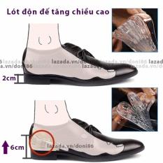 Lót giày tăng chiều cao cho nam giới – Freesize – 1 bộ dùng cho 1 đôi giày
