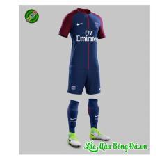Mẫu áo bóng đá sân nhà Paris Saint Germain 2017 2018