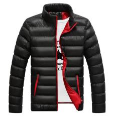 Mùa đông Vịt Xuống tôi Cotton Jackset Áo Khoác (Sau)