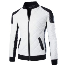 Áo khoác Da cho khách lái Moto dành cho Nam