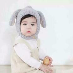 Mũ len lông cừu loại cao cấp cho bé( 4 tuổi trở xuống)