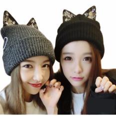 Mũ Len thời trang OEM FE2- 2231 phong cách Hàn Quốc