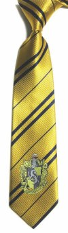 New Fashion Potter Harry Badge College Tie- Yellow - intl