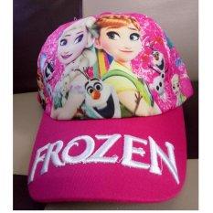 Ở đâu bán Nón Kết Bé Gái Size Lớn – hình Elsa, Anna