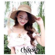 Nơi mua Nón nữ phong cách Hàn Quốc COLOR dễ thương(Be Đậm)
