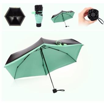 Ô dù che mưa nắng gấp siêu nhỏ gọn, thiết kế thời trang (xanh ngọc) - 8438131 , OE680FAAA4K8I9VNAMZ-8378812 , 224_OE680FAAA4K8I9VNAMZ-8378812 , 306000 , O-du-che-mua-nang-gap-sieu-nho-gon-thiet-ke-thoi-trang-xanh-ngoc-224_OE680FAAA4K8I9VNAMZ-8378812 , lazada.vn , Ô dù che mưa nắng gấp siêu nhỏ gọn, thiết kế thời trang