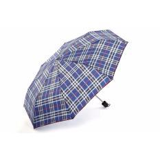 ô dù gấp 3 khớp tiện dụng (kẻ caro)