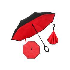 Ô Dù Gập Ngược Hd Hdm246( đỏ đen)