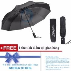 Ô gấp tự động bật mở cao cấp + Tặng kèm 1 thẻ tích điểm KoreaStore