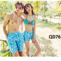 Quần đôi nam nữ QD76