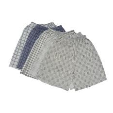 Quan dui nam – quần short nam Caro26 – mặc ngủ, mặc ở nhà, chất cực mát – Hàng Việt Nam Xuất Khẩu.