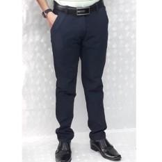 Quần kaki nam màu xanh đen