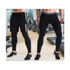 Quần legging nam thể thao tập gym