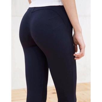 Quần Legging nâng mông co giãn cao cấp đủ size - 3