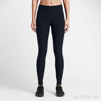 Quần legging nữ co dãn(đen)