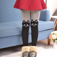 Quần len lông cừu họa thiết siêu dễ thương cho bé gái (15kg – 25kg)